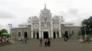Basílica de los Ángeles en Cartago