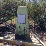 Monumento Rogelio Fernández Güell, Buenos Aires de Puntarenas. Crédito Mar Mena