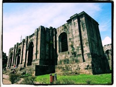 Ruinas de la Parroquia de Cartago