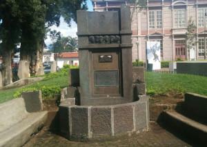 Monumento Marcelino García Flamenco