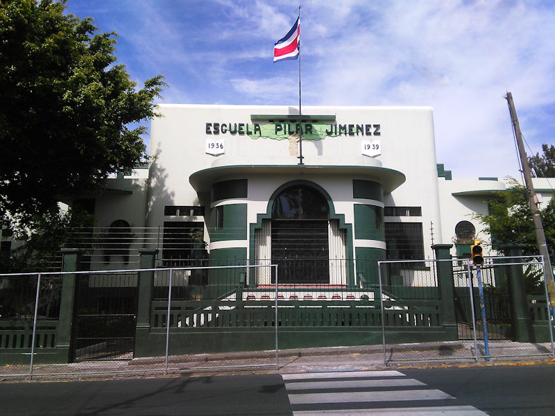 Resultado de imagen para Escuela Pilar Jiménez