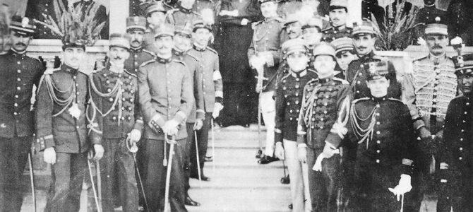 1917 – 1919 nuestra democracia en peligro