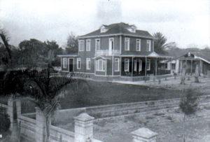 Historia de la casona de la Hacienda La Caja