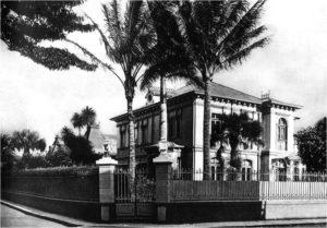 La Casa de Cecilio Vernor Lindo